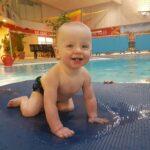 Babyschwimmen 6 - 12 Monate